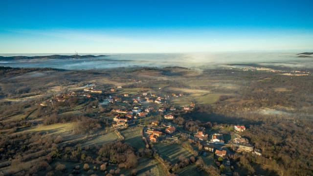 Orlek village, Sezana, Slovenija