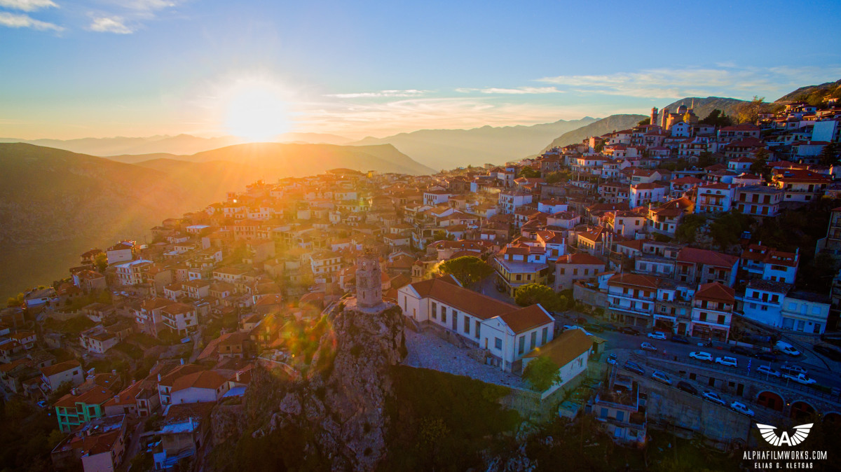 Arachova – Greece