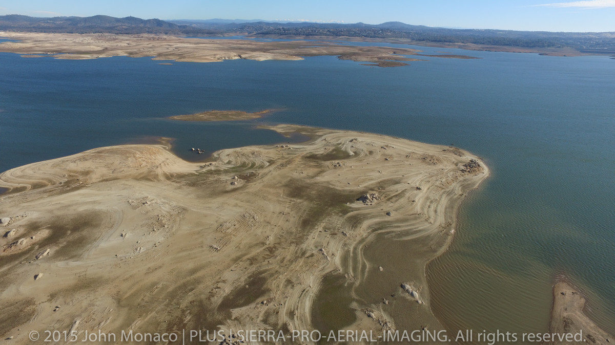 Folsom Lake, Granite Bay, California, USA