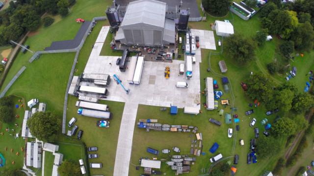 V Festival – Hylands  Park Chelmsford – Essex