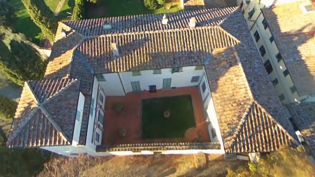 """Galileo Galilei's Villa """"Il Gioiello"""""""