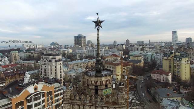 Khreshchatyk Street in Kyiv