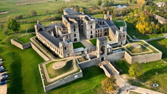 Krzyżtopór Castle Poland