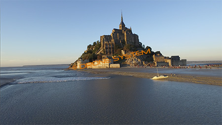 Le MONT SAINT MICHEL, Manches (50), Normandie, France