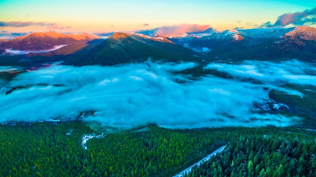 Prince Rupert – Orange Mountain Tops