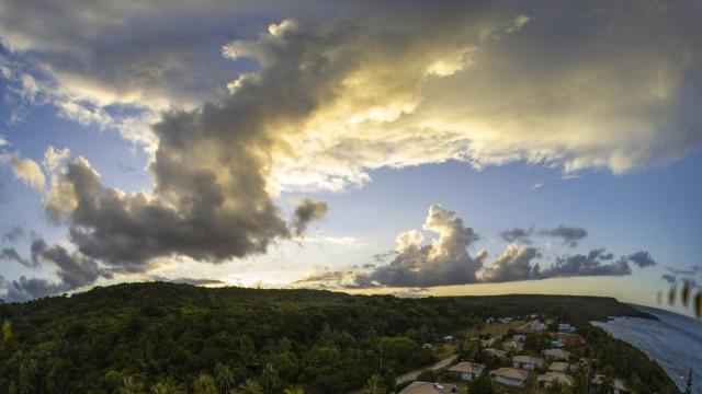Traput, Lifou, New Caledonia