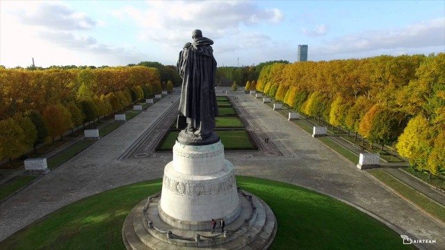 Berlin – Treptower Park