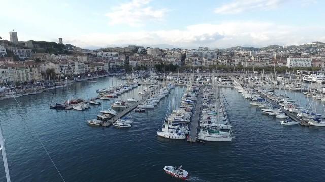 Le Vieux Port, Cannes, France