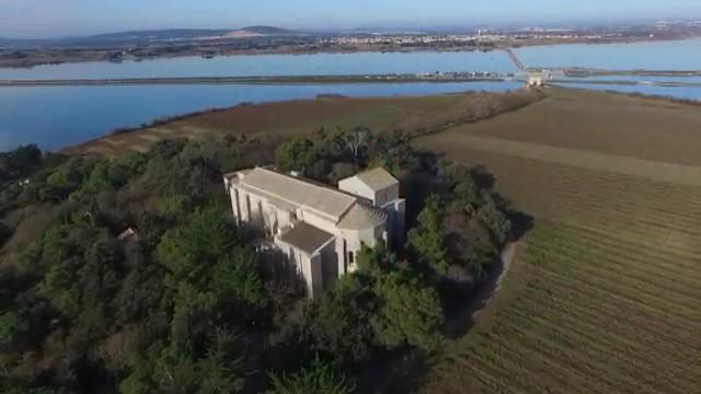 Cathédrale de Villeneuve Les Maguelone