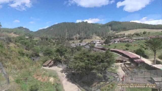 Granja Porcón Cajamarca.Gran,,Perú.Perú.