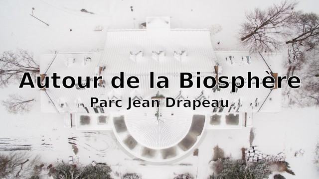Les alentours de la Biosphère, Parc Jean Drapeau, Montréal, Qc, Canada