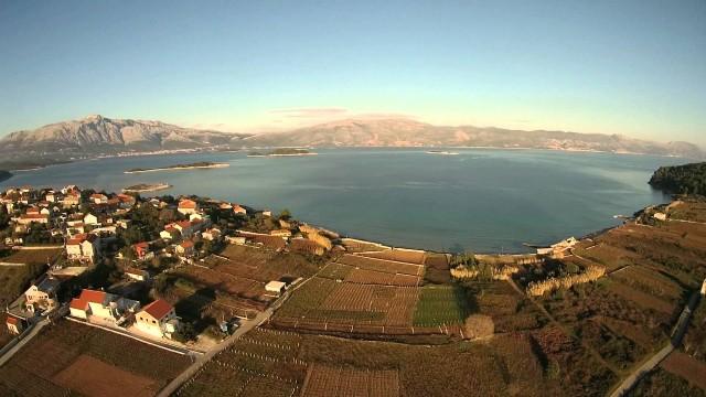 Lumbarda, Island of Korčula, Croatia