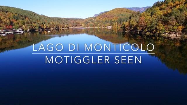 Monticolo Lake, Italy