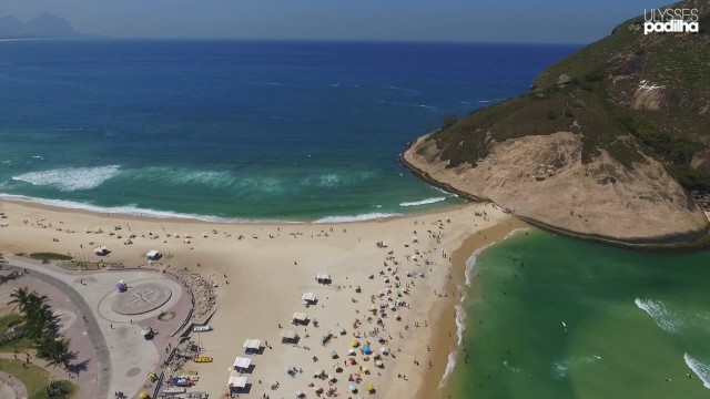 Praia da Macumba, Rio de janeiro / Brasil