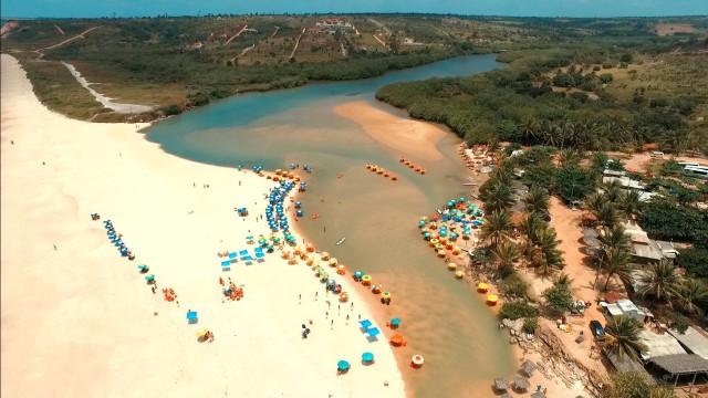 Praia Bela, Conde, Paraíba, Brasil