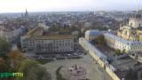 St. Yura square, Lviv, Ukraina