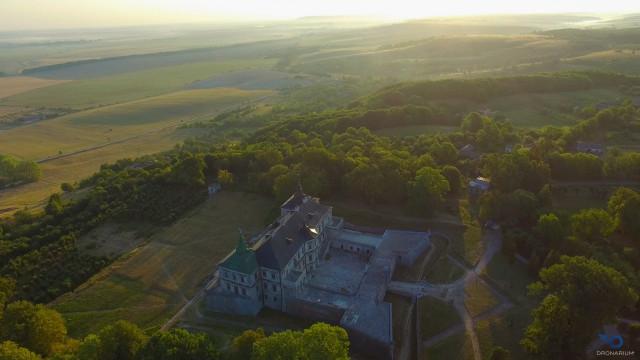 Pidhirtsi Castle, Pidhirtsi, Lvivsky reg. Ukraine
