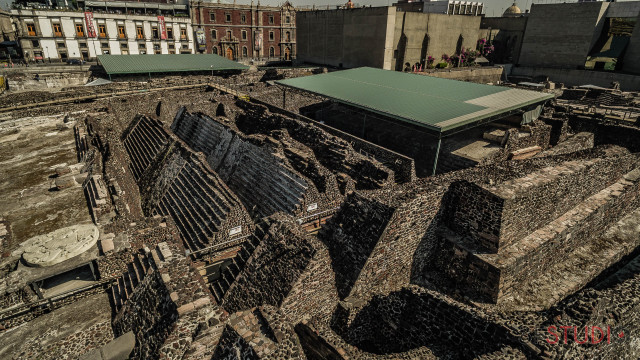 Templo Mayor, México City