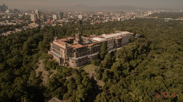 Castillo de Chapultepec, Distrito Federal, Ciudad de México