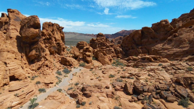 Valley of fire – USA