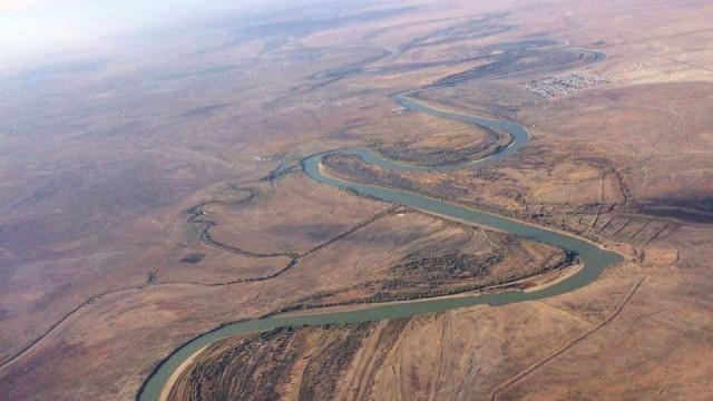 river Zhaiyk
