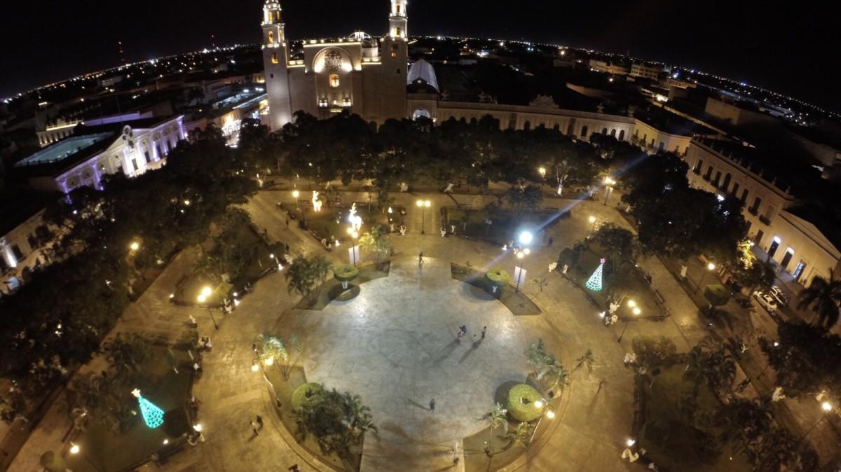 Plaza Grande de Mérida