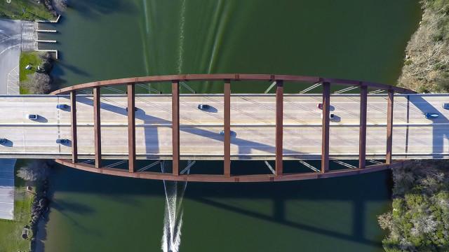 360 Bridge, Austin, Texas, USA