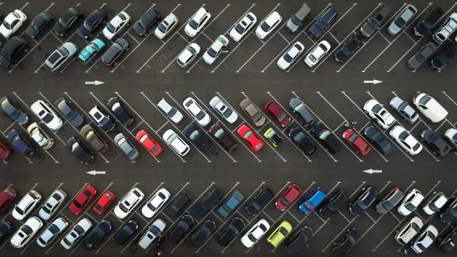 Parking, Odessa, Ukraine