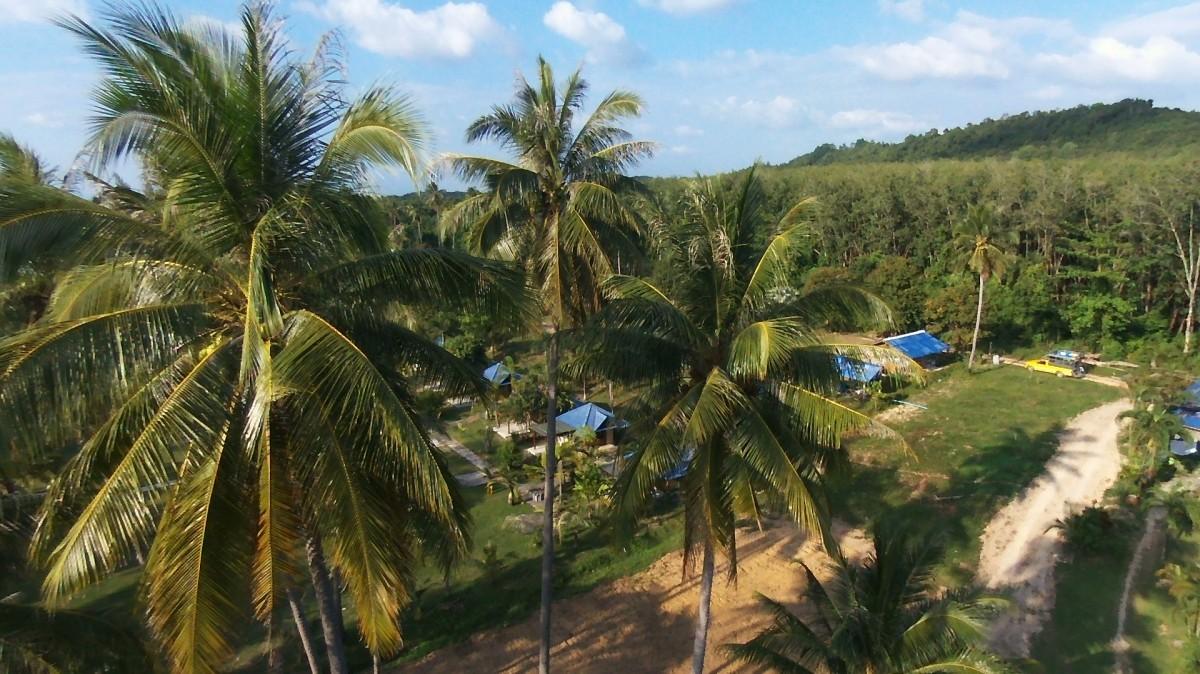 Koh Sriboya Island, Krabi, Thailand