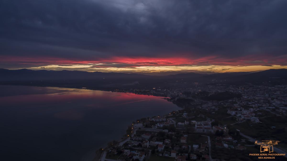 Nea Anchialos Volos Greece