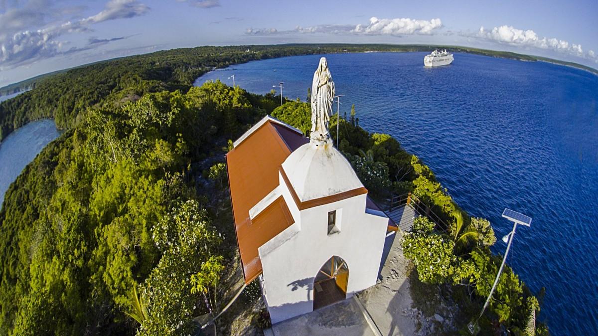 Notre-Dame-de-Lourdes, Easo, Lifou, Nouvelle-Calédonie