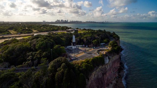 Cabo Branco's Lighthouse, João Pessoa, Paraiba, Brazil