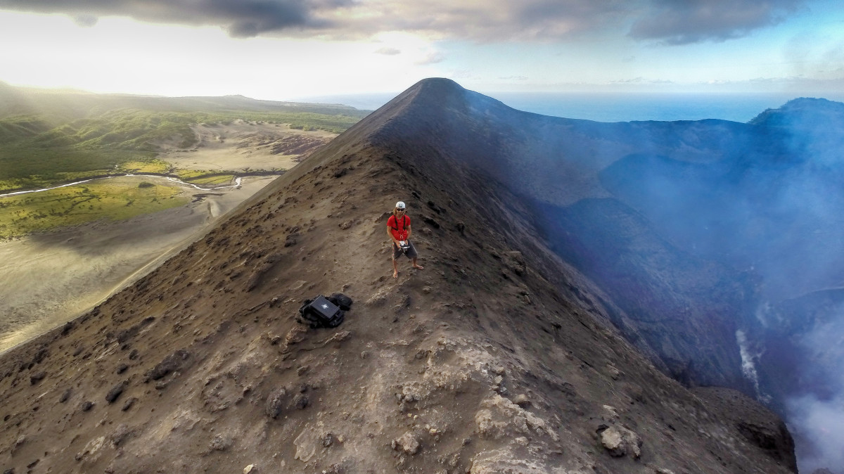 drone flying with Yasur Volcano Tanna Vanuatu on Plane Passenger Captures Moment UFO Overtakes Virgin Atlantic Plane New York JFK Airport additionally Unmanned F 16 Fighter Drone also Drones Legislation News Ukraine moreover DJI Inspire 1 Quadcopter  p 2765 further Back To The Future Flying Taxis To Transport Muscovites In 2018.