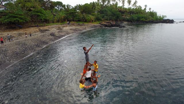 Fali Village, Ambrym, Vanuatu