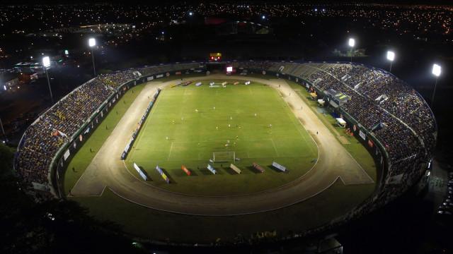 Estadio: Carlos Iturralde