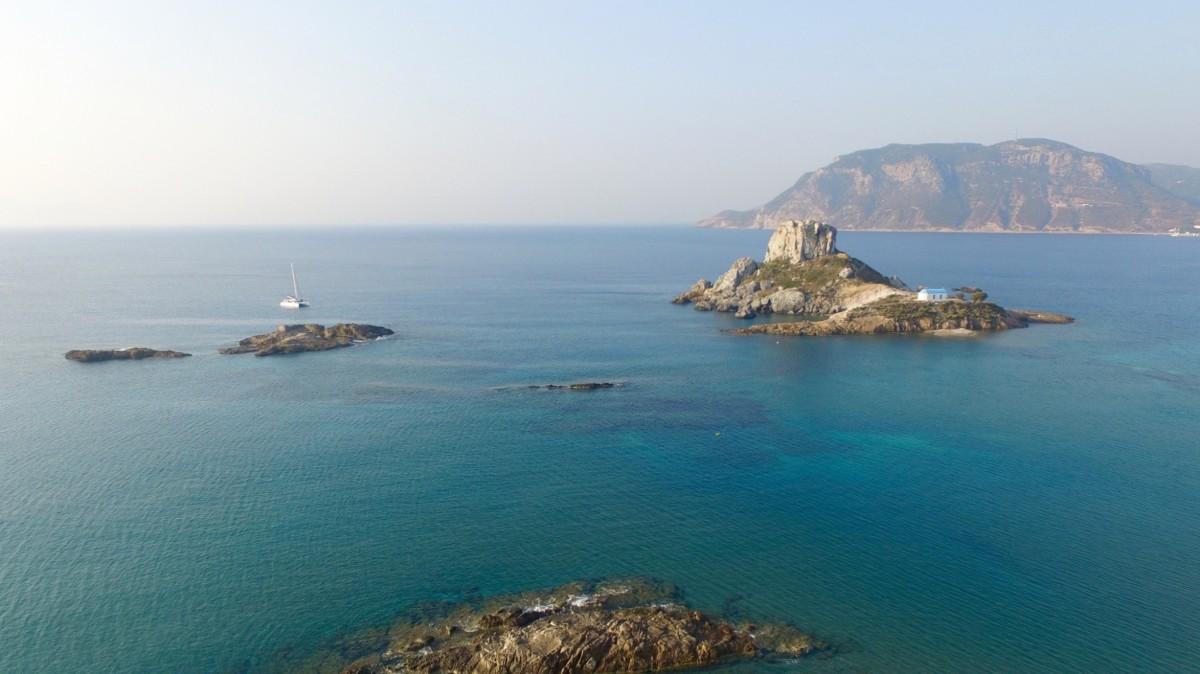 Kastri Island, Kos, Greece