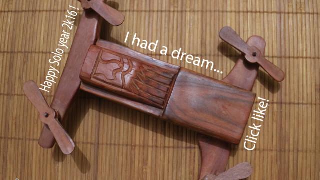 I had a dream…