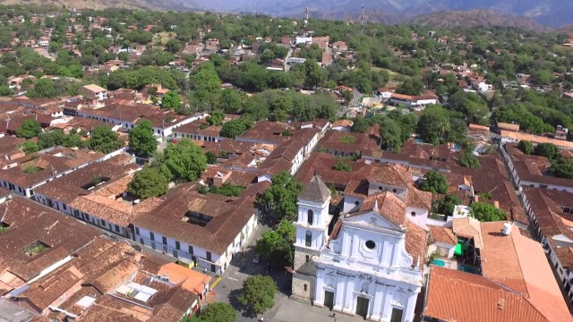 Catedral Basílica de la Inmaculada Concepción de Santa Fe de Antioquia, Santa Fe de Antioquia, Antioquia, Colombia