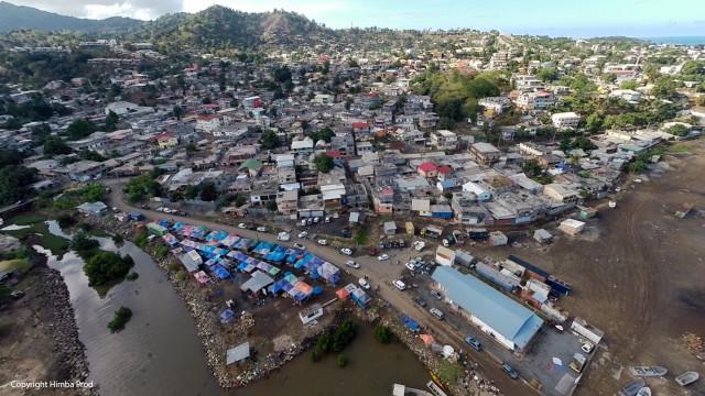 Cavani, Mayotte