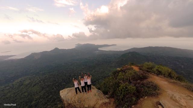 Mont Choungui, Mayotte