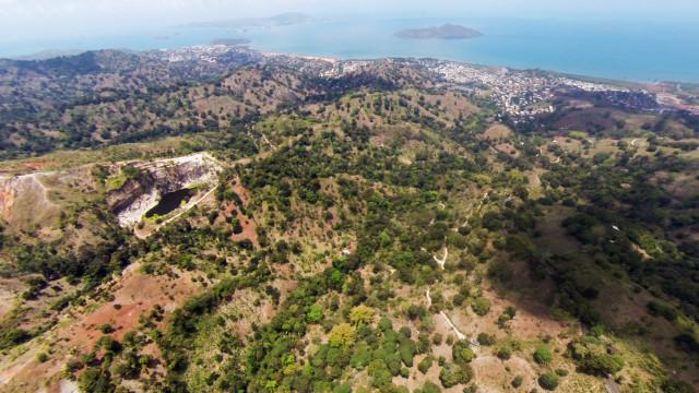 Combani, Mayotte