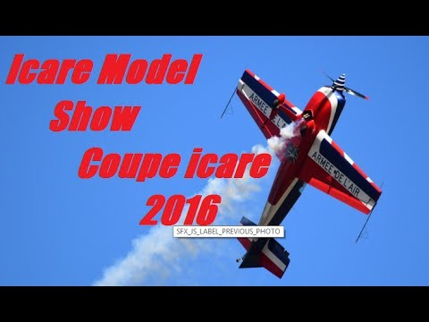 Icare Model Show – Official Teaser