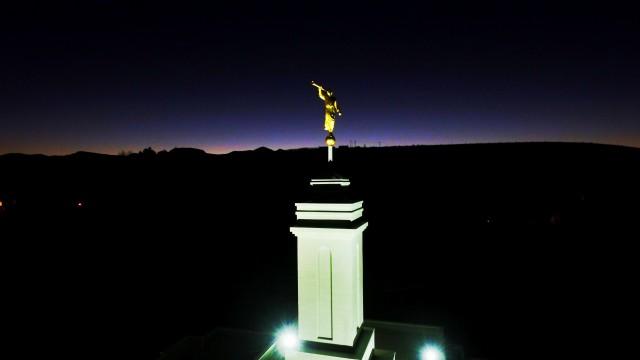 Colonia Juarez LDS Temple