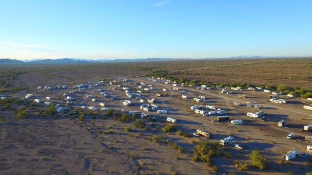 Quartzsite ,Arizona