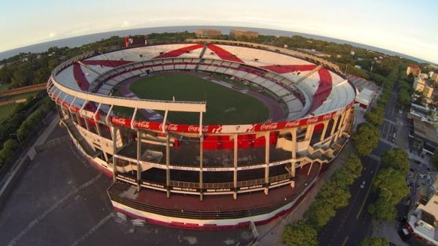River plate , stadium , buenos aires , Argentina