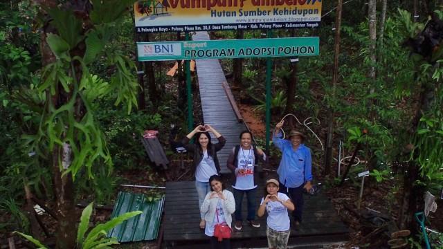 KTWL Jumpun Pambelom, Palangkaraya, Indonesia