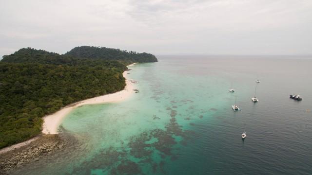 Koh Rok – Thailand