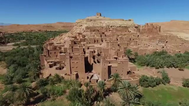 Marocco Huggy Drone