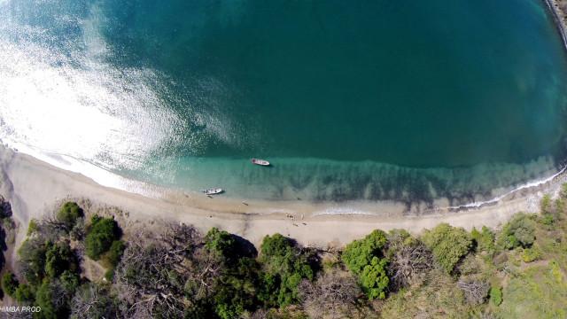 Plage de Saziley, Mayotte