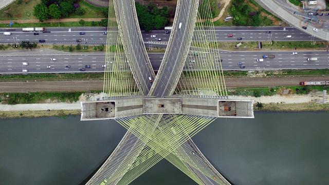 Ponte Estaiada – SP